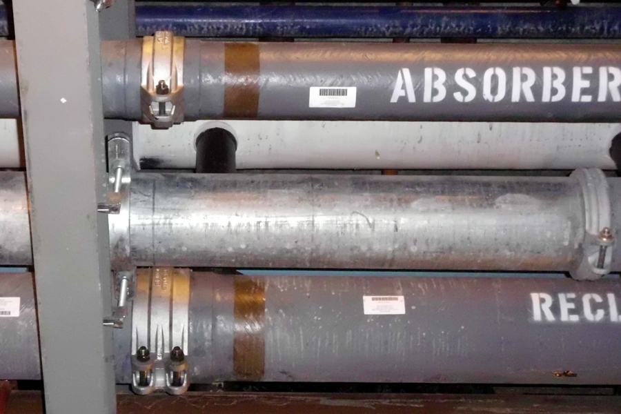 Aluminum Coupling Is Your Curing Alternative for Fiberglass Pipe Connections