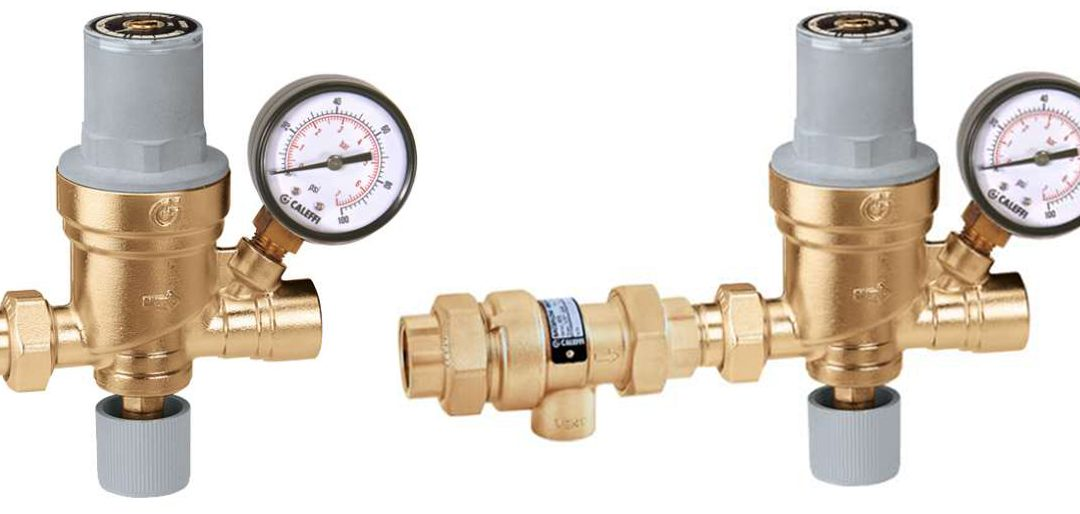Caleffi Hydronic Solutions 553/573 Series